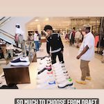 Top NBA Prospects Sharife Cooper, Davion Mitchell And Cade Cunningham Visit Neiman Marcus For Fittings