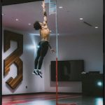 Mikey Williams Does A 46 Inch Vertical Jump In Nike Kobe 6 Protro Challenge Red All-Star Sneakers