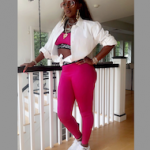 Mary J. Blige's Dolce & Gabbana Look